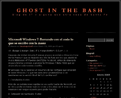 Ghost In The Bash
