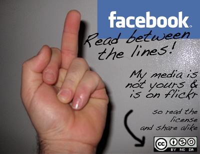 Facebook Fail en Galería de cogdogblog